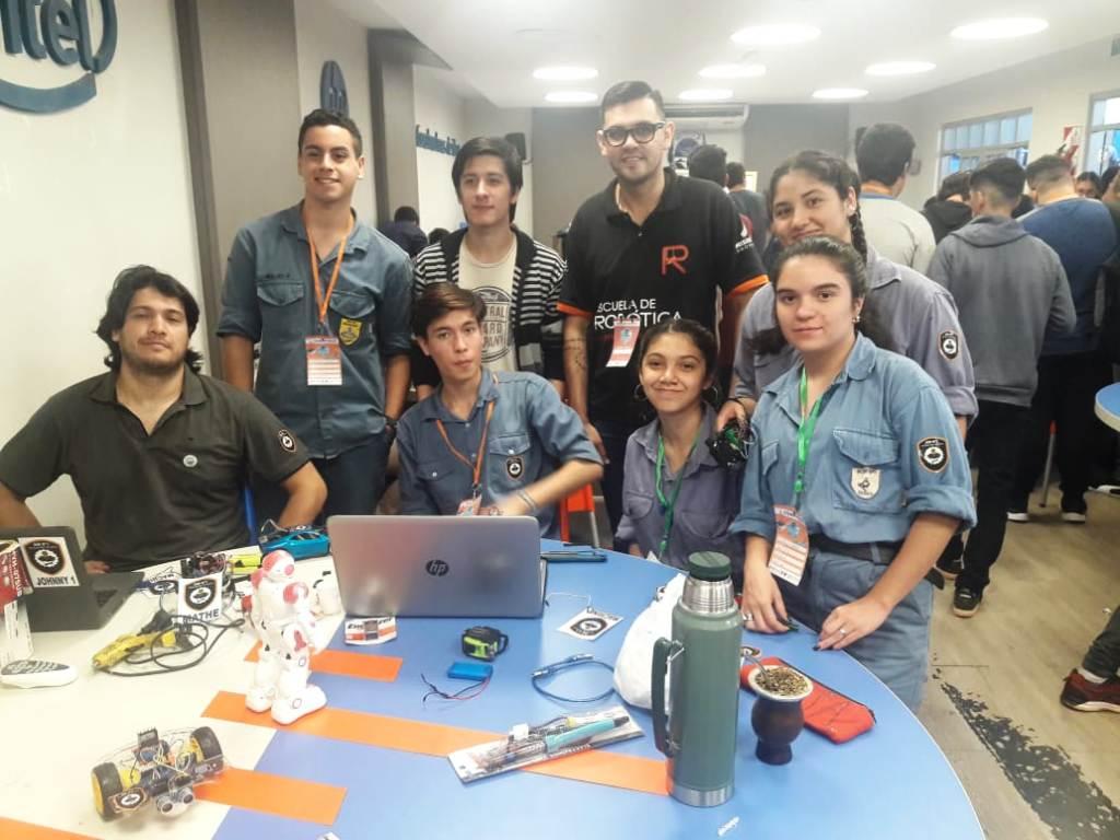 Liga Nacional de Robótica: más de 40 escuelas de Misiones y de otras provincias participaron de este concurso