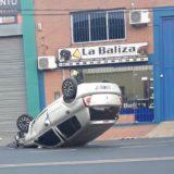 Un motociclista falleció al despistar en la ruta provincial 223 en Ruiz de Montoya