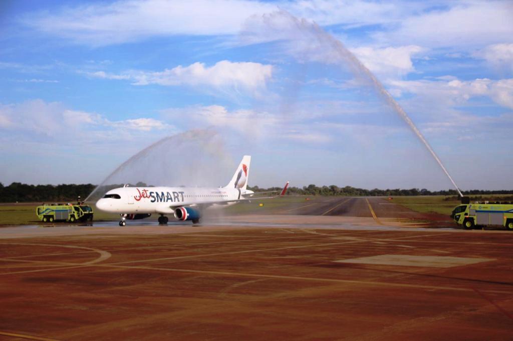 Nuevos vuelos para el aeropuerto de Iguazú