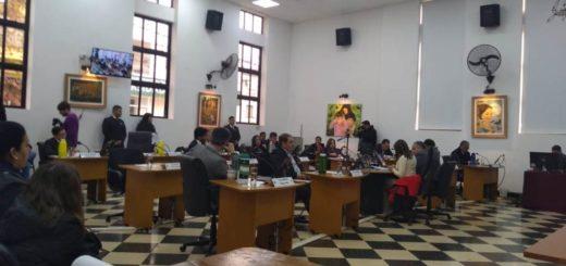 Concejales aprobaron el incremento de un 20%en la tarifa de taxis en Posadas
