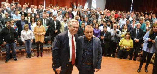 Alberto Fernández elogió la política del gobierno de la Renovación y llamó a imitar el ejemplo de unidad que hoy se refleja en Misiones