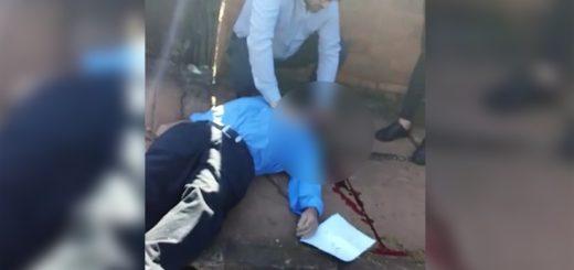 """""""Estamos viviendo una pesadilla"""", dijo la hija del hombre a quien mataron a golpes en Eldorado"""