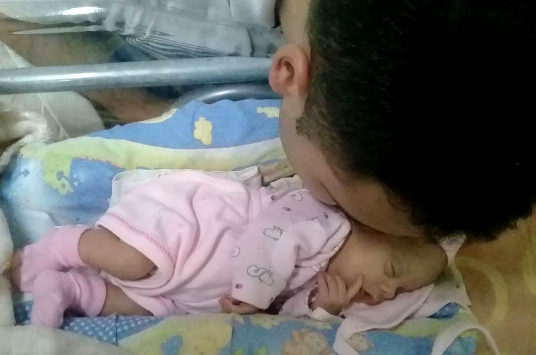 Aferrarse a la vida: Yarden Milagros, con 23 semanas de gestación y sólo 550 gramos, es la niña más prematura que logró sobrevivir en Misiones