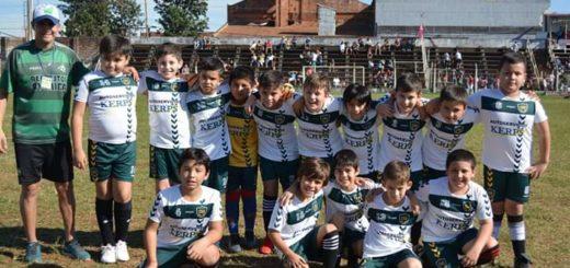 El club Andrés Guacurarí se sumó a la campaña contra las drogas