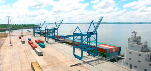 El puerto de Posadas fue habilitado por la AFIP como zona aduanera