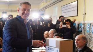 Chubut: Mariano Arcioni consigue la reelección con una cómoda ventaja