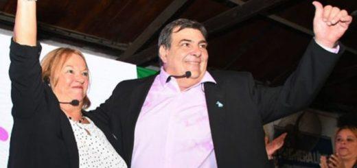 """Luego de abandonar la insignia """"Cambiemos"""", la UCR chaqueña presentó a sus candidatos"""
