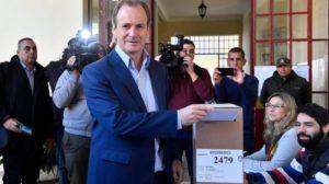 Entre Ríos: finalizaron los comicios y Bordet espera revalidar su mandato