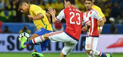 Brasil y Paraguay ponen en marcha los cuartos de final de la Copa América