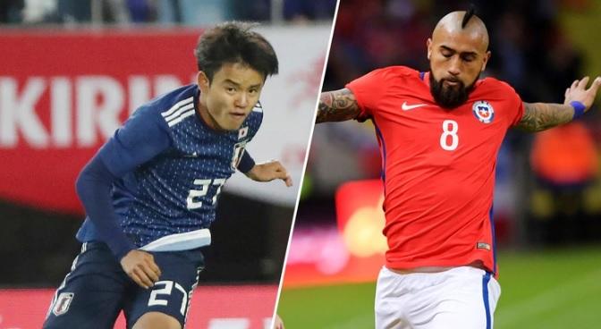 #Brasil2019: Chile inicia la defensa del título ante Japón: hora, TV y formaciones