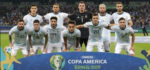 ¿Qué necesita Argentina para seguir en la Copa América?