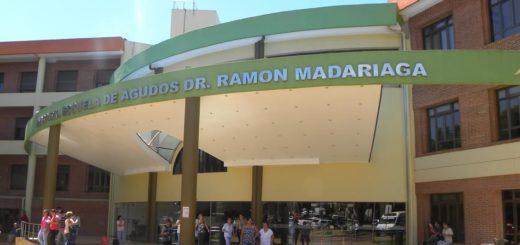 Posadas: un hombre debió ser traslado al Madariaga luego de ser atropellado sobre el acceso sur