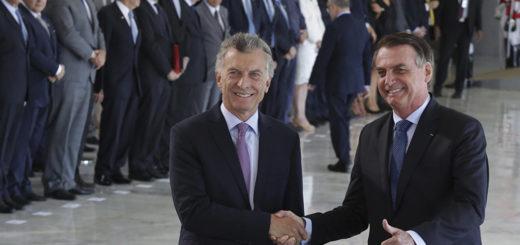 """En medio de rumores sobre la represa Garabí- Panambí, Macri y Bolsonaro acordaron """"priorizar proyectos energéticos conjuntos"""""""