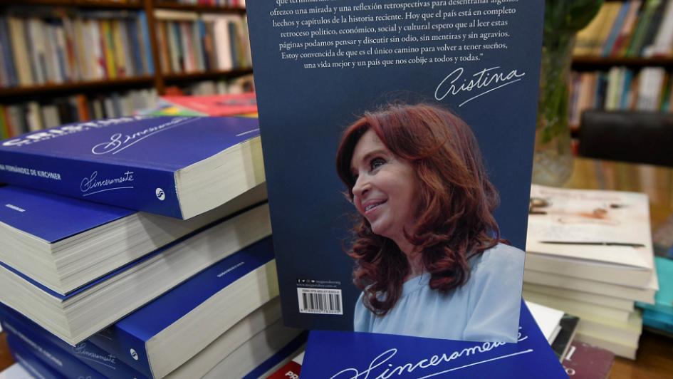 Según la diputada Britez, Cristina vendrá a Misiones a presentar su libro…Ingresá aquí y adquirilo por Internet