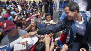 Venezuela: Juan Guaidó enfrenta una primera e inesperada acusación de corrupción