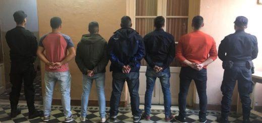 Crimen de San Miguel del Monte: le dictaron prisión preventiva a 11 de los 13 detenidos