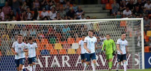 Argentina cayó por penales ante Mali y quedó eliminado del Mundial- Sub20