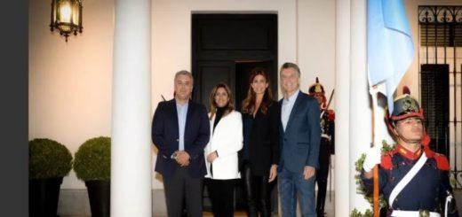 Macri recibió al presidente de Colombia para incentivar el comercio bilateral