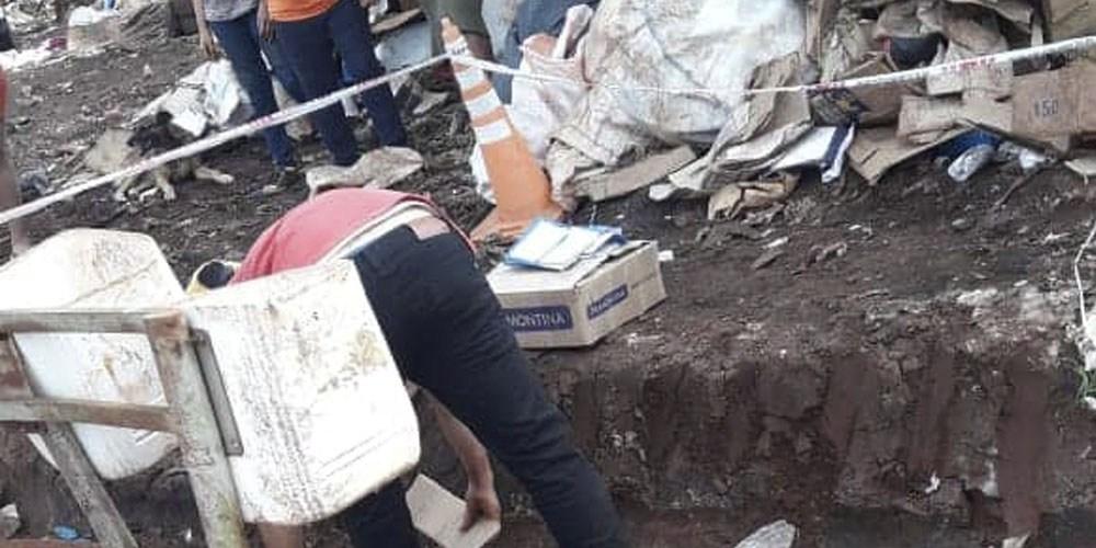 Paraguay: encontraron el cuerpo de un bebé en el basurero municipal