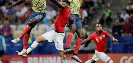 Chile avanzó a las semifinales de la Copa América tras vencer a Colombia por penales