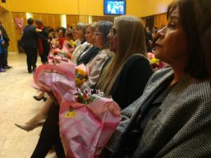 """Galardón """"Marta Teodora Schwarz"""": distinguieron a 20 mujeres abocadas al servicio de la Salud Pública misionera"""