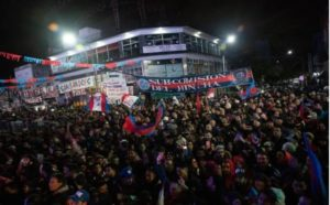 Histórica fiesta de San Lorenzo por la vuelta a Boedo: una multitud desbordó el predio de Avenida La Plata