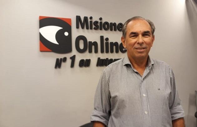 """Leonardo """"Lalo"""" Stelatto comenzó la planificación para llegar organizado al municipio"""