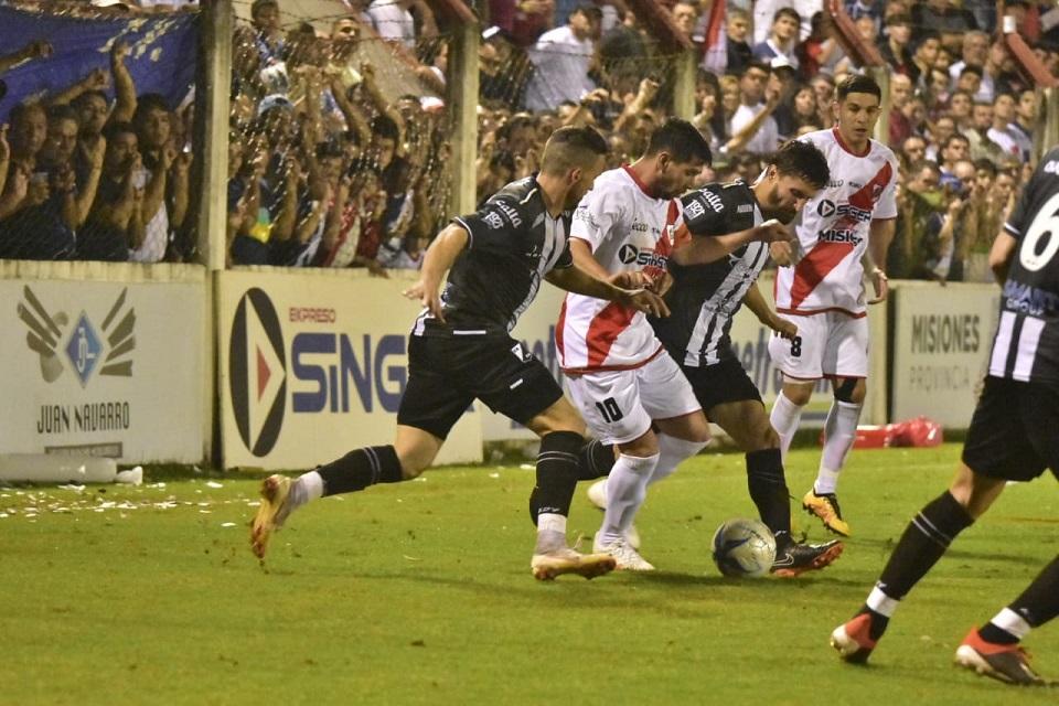 Guaraní y Central Norte juegan el domingo a las 18 en Salta