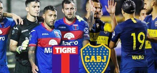 Con el arbitraje del misionero Pitana, Boca y Tigre definen la final de la Copa de la Superliga