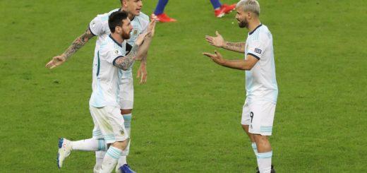 Argentina no encuentra el rumbo: empató con Paraguay y sigue sin ganar en la Copa América