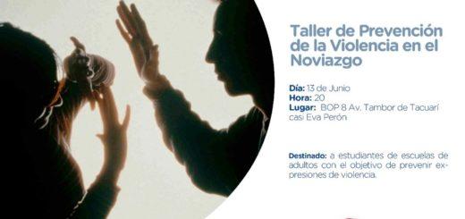 El municipio posadeño realizará un taller sobre prevención de la violencia en el noviazgo en el BOP N° 8