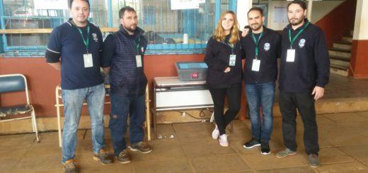 El voto electrónico se presentó sin problemas en Candelaria