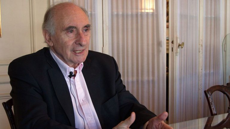 Internaron de urgencia al expresidente Fernando de la Rúa