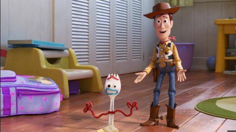 Cine: Toy Story rompió todos los records en la Argentina