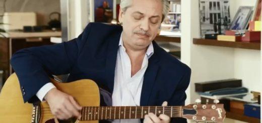 El llamativo spot de Alberto Fernández por el Día del Amigo