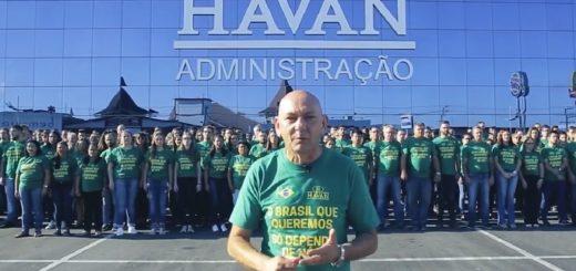 Uno de los empresarios más importantes de Brasil se quejó de la fila y burocracia para cruzar a Iguazú