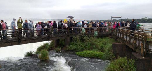En Iguazú la ocupación es mayor al 95%
