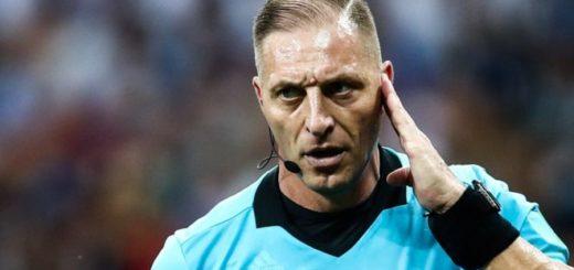 Néstor Pitana es candidato a dirigir la final de la Copa América