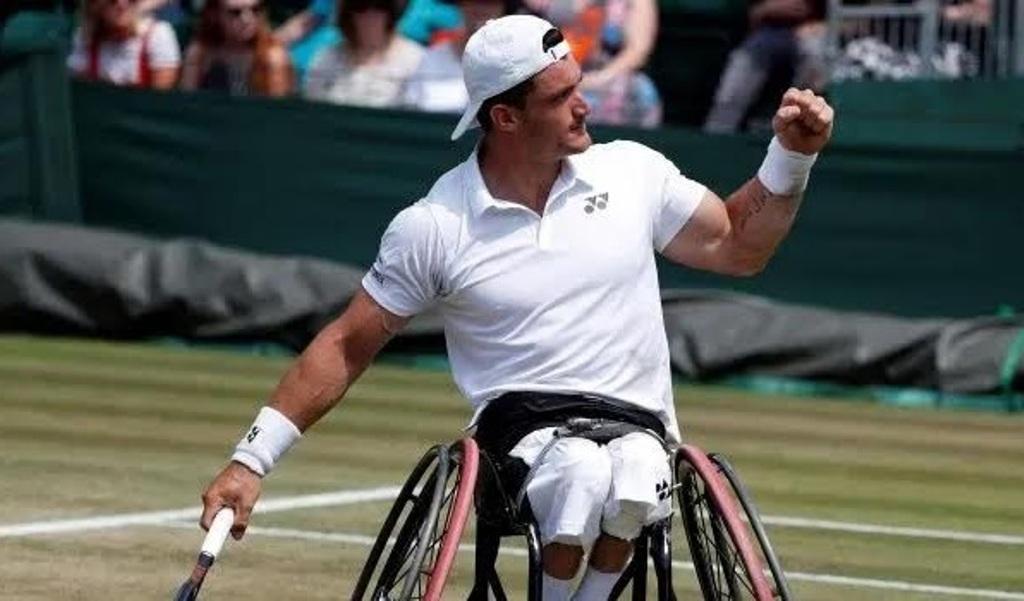 Wimbledon: Gustavo Fernández jugará una nueva final en tenis adaptado