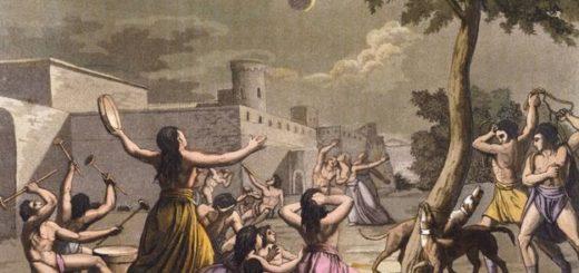 Eclipse solar: ¿cómo interpretaban las antiguas civilizaciones estos fenómenos?