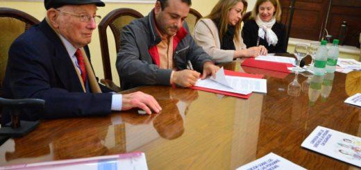 Herrera Ahuad y el INTI firmaron un convenio para aportarles soluciones tecnológicas a las personas discapacitadas