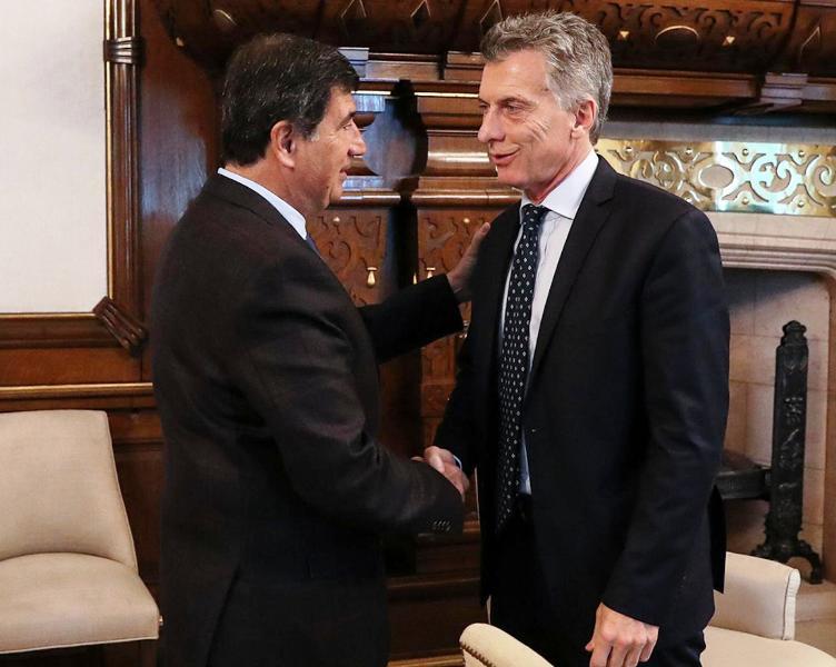 Díaz Beltrán pidió animarse a discutir una nueva ley laboral en Argentina