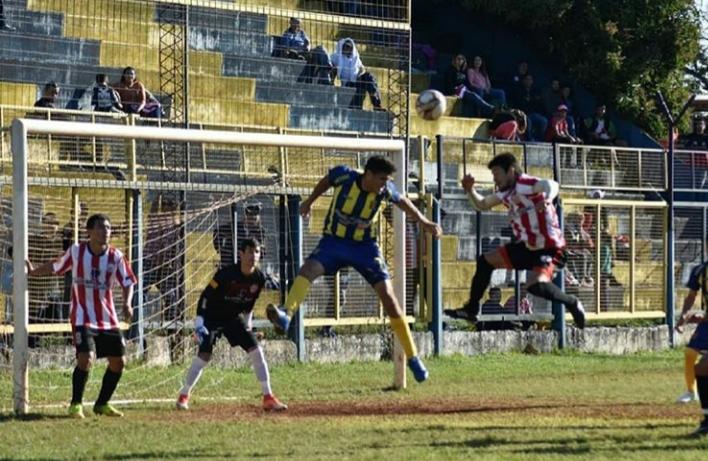 Liga Posadeña: Sporting se quedó con la primera final frente a Mitre