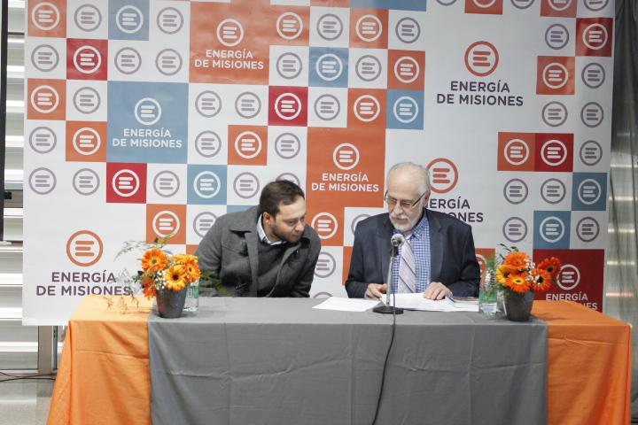Energía de Misiones comenzará a planificar las obras que realizará con los fondos de las regalías