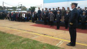 Prefectura Naval Argentina celebró su 209 aniversario con un emotivo acto en Posadas