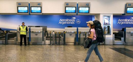 Los vuelos demorados por el paro llegarán hoy a Misiones pero con retraso