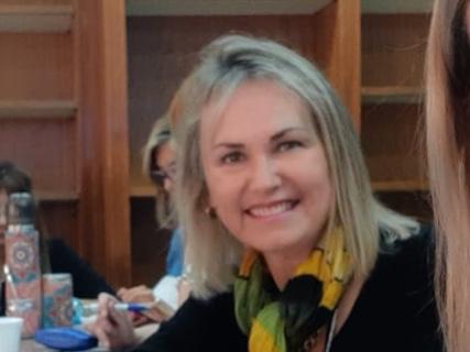 Rectora de Eldorado fue seleccionada para capacitarse en una Universidad de Los Ángeles