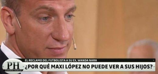Maxi López rompió el silencio y contó los motivos de su eterna pelea con Wanda Nara