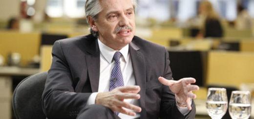 """Alberto Fernández acusó al Gobierno nacional de """"dejar en la quiebra"""" a la industria maderera de Misiones"""