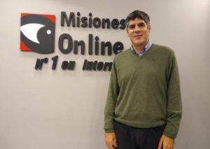 Ricardo Andersen afirmó que pretende pelear por un tratamiento tributario diferenciado para Misiones